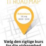 1stroke har indlæg på IT ROAD MAP: Fra fluffy til fakta - gør nye muligheder konkrete i business casen