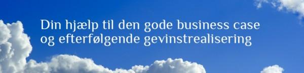 business case og gevinstrealisering businesscase.dk
