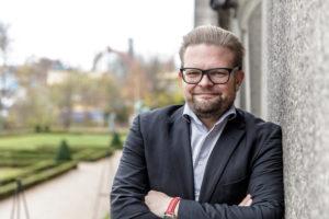 Profil af Martin J. Ernst 2018
